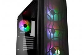 BitFenix Nova Mesh TG: una semitorre con cristal templado y 4 ventiladores ARGB