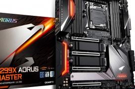 Las nuevas placas Gigabyte X299X para CPUs Intel Cascade Lake-X cuentan con conectividad 10 GbE y WiFI-6