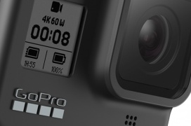 GoPro estrena su Hero 8 con controles de voz y resolución 4K a 60 FPS