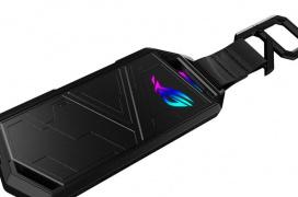 Conectividad USB 3.2 gen2 e iluminación RGB en la carcasa externa ASUS ROG Strix Arion para SSD M.2 NVMe