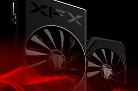 La gráfica XFX RX 5700 XT THICC III Ultra llega con un ancho de 2.7 slots y triple ventilador sin RGB