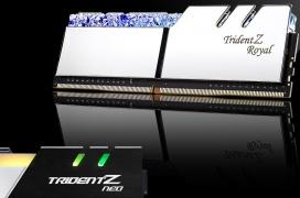 G.SKILL introduce kits de memoria RAM DDR4 de hasta 256 GB @4000 MHz y CL 18 con módulos de 32 GB de capacidad