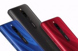 """Redmi 8: Pantalla IPS de 6,22"""" HD+, Snapdragon 439, 5000 mAh de batería y mejor cámara que el Redmi 8A por poco más de 100€"""