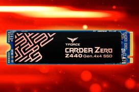 El SSD Team Group Cardea Zero S440 hace uso del PCIe 4.0 e incorpora dos capas de grafeno y cobre como disipador
