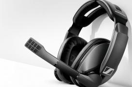 Los auriculares Sennheiser GSP 370 alcanzan las 100 horas de autonomía con un diseño circumaural cerrado