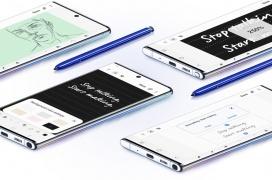 La última actualización de Samsung Notes trae características del Note 10 a modelos anteriores