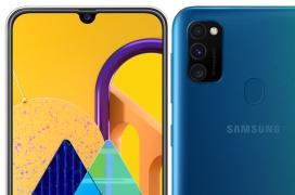 Llega a España el Samsung Galaxy M30S, un smartphone de gama media con 6.000 mAh por 259 Euros