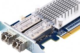 Hasta 32 Gbps con las nuevas tarjetas de red SFP+ QNAP QXP-G2FC