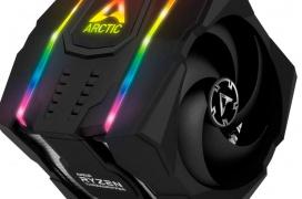 Arctic lanza su disipador de doble torre Freezer 50 TR con 8 heatpipes y ARGB para procesadores AMD Ryzen Threadripper