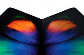 Sale a la venta en España el smartphone plegable Samsung Galaxy Fold por 2020 Euros