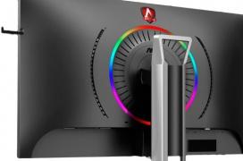 Resolución QHD, 165 Hz y FreeSync 2 HDR en el nuevo monitor gaming AOC AG273QX