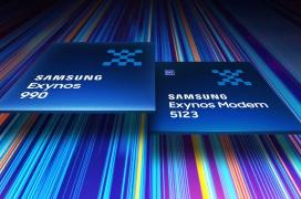 Samsung presenta su SoC Exynos 990 con mejoras del 20% de rendimiento y el modem 5G 5123, ambos a 7nm EUV