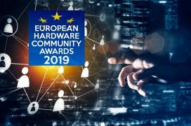 Desvelados los ganadores de los European Hardware Community Awards 2019