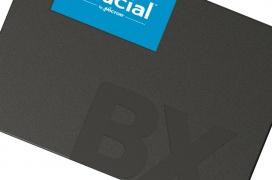 Crucial expande su gama de SSD BX500 con modelos de 1 y 2TB