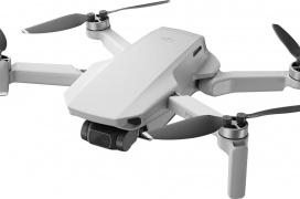 El dron plegable DJI Mavic Mini llega con 249 gramos, estabilizador, y es capaz de grabar a 2,7K