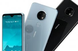 Nokia 6.2 ya disponible en España, triple cámara y pantalla HDR por 259 euros