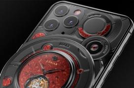 Caviar ofrece el iPhone 11 con medio Kg de oro o bien con piedra de distintos cuerpos celestes