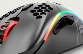 El ratón Glorious PC Gaming Race Model D llega con un peso de 69 gramos por $49.99