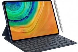 Huawei MatePad Pro: filtrada la primera imagen de la tableta de Huawei con un diseño muy similar al iPad Pro de Apple