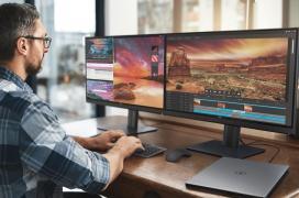 El nuevo Dell UltraSharp 27 4K PremierColor es el primero en incorporar un colorímetro en su interior