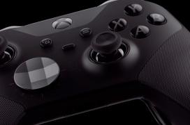 El Elite Xbox Wireless Controller Series 2 viene con gatillos, joysticks, crucetas y palancas personalizables e intercambiables