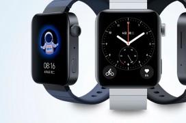 El Xiaomi Mi Watch hace uso de Wear OS con un Snapdragon Wear 3100 bajo la capa MIUI