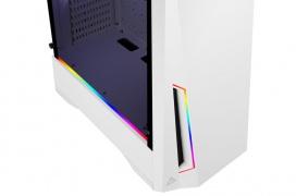 Antec viste de blanco la semitorre DP501 con cristal templado y ARGB por 71 euros