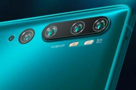 El Xiaomi Mi Note 10 llegará a España el 15 de noviembre por 549 euros con 5 cámaras traseras, 108 MP y 5260 mAh