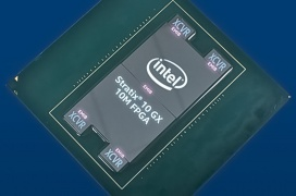 La Intel Stratix 10 GX 10M es la FPGA más grande del mundo con un total de 43.300 millones de transistores