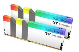 Thermaltake anuncia las memorias TOUGHRAM RGB White Edition de 3200 MHz y 3600 Mhz, 16GB desde 129€