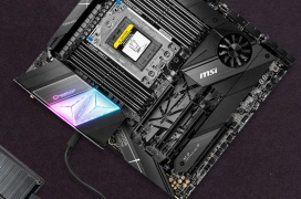 MSI lanza tres placas base con el chipset TRX40 para AMD Threadripper de tercera generación