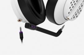 NZXT entra en el mundo del audio con los cascos NZXT AER, mezcladora de audio y stand para ambos