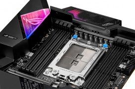 La propuesta de ASUS para los AMD Threadripper 3ª Gen son tres placas base con el chipset AMD TRX40