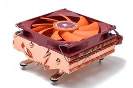 Thermalright lanza el disipador compacto AXP-90 fabricado enteramente en cobre