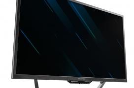 Acer Predator CG437K P: un monitor gaming de 43 pulgadas con panel VA, HDR1000, resolución 4K, 144 Hz y compatible con G-Sync y FreeSync