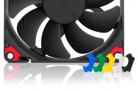 Noctua renueva su gama de ventiladores con los chromax.black.swap, modelos de 20, 12, 9 y 8 cm en color negro