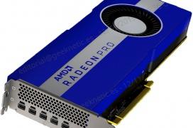 AMD Radeon PRO W5700, la arquitectura RDNA llega a la gama profesional con un 41% más de rendimiento por Vatio
