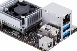 Asus y Google trabajan conjuntamente en ordenadores del tamaño de una tarjeta de crédito para impulsar el aprendizaje automático y la IA