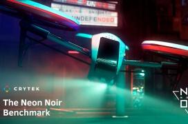 Ya disponible el benchmark Neon Noir de Crytek con soporte Raytracing en gráficas AMD y NVIDIA
