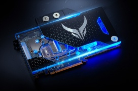 PowerColor revela su AMD Radeon RX 5700 XT Liquid Devil refrigerada por agua