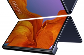 Reparar la pantalla plegable del Huawei Mate X cuesta 1.000 dólares