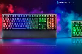 Retroiluminación RGB y tecnología anti-ghosting en los nuevos teclados mecánicos de Newskill