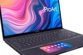 Procesadores Xeon y gráfica Quadro RTX 5000 en el nuevo portátil para profesionales ASUS ProArt StudioBook Pro X