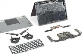 El nuevo MacBook Pro de 16 pulgadas integra un sensor de posición en la bisagra de la pantalla con un desconocido propósito