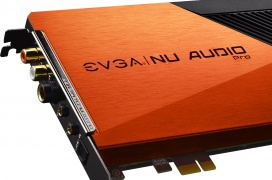 EVGA NU Audio Pro: una tarjeta de sonido doble con sonido envolvente 7.1 y RGB