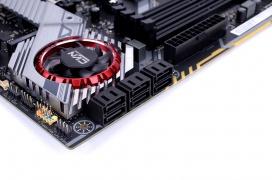 La placa base micro ATX Colorful CVN X570 GAMING PRO llega con 8 + 2 fases de alimentación para procesadores Ryzen de segunda y tercera generación