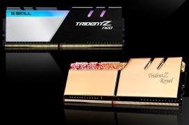 Hasta 256 GB DDR4-4000 MHz en quad-channel para las plataformas HEDT de Intel y AMD en los nuevos kits de RAM de G.SKILL
