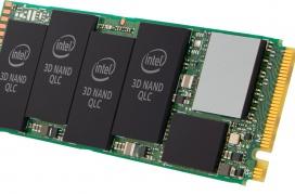 Intel lanza las unidades M.2 NVMe SSD 665p con 3D QLC NAND de 96 capas y 2000 MB/s de velocidad