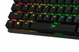 HyperX lanza el teclado mecánico Alloy Origins Core en formato TKL con interruptores propios y cuerpo de aluminio