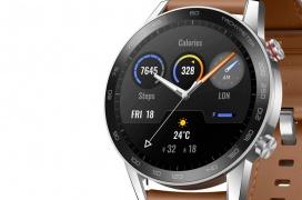 Hasta 14 días de autonomía y 5 atmósferas de presión bajo el agua en los smartwatches Honor MagicWatch 2